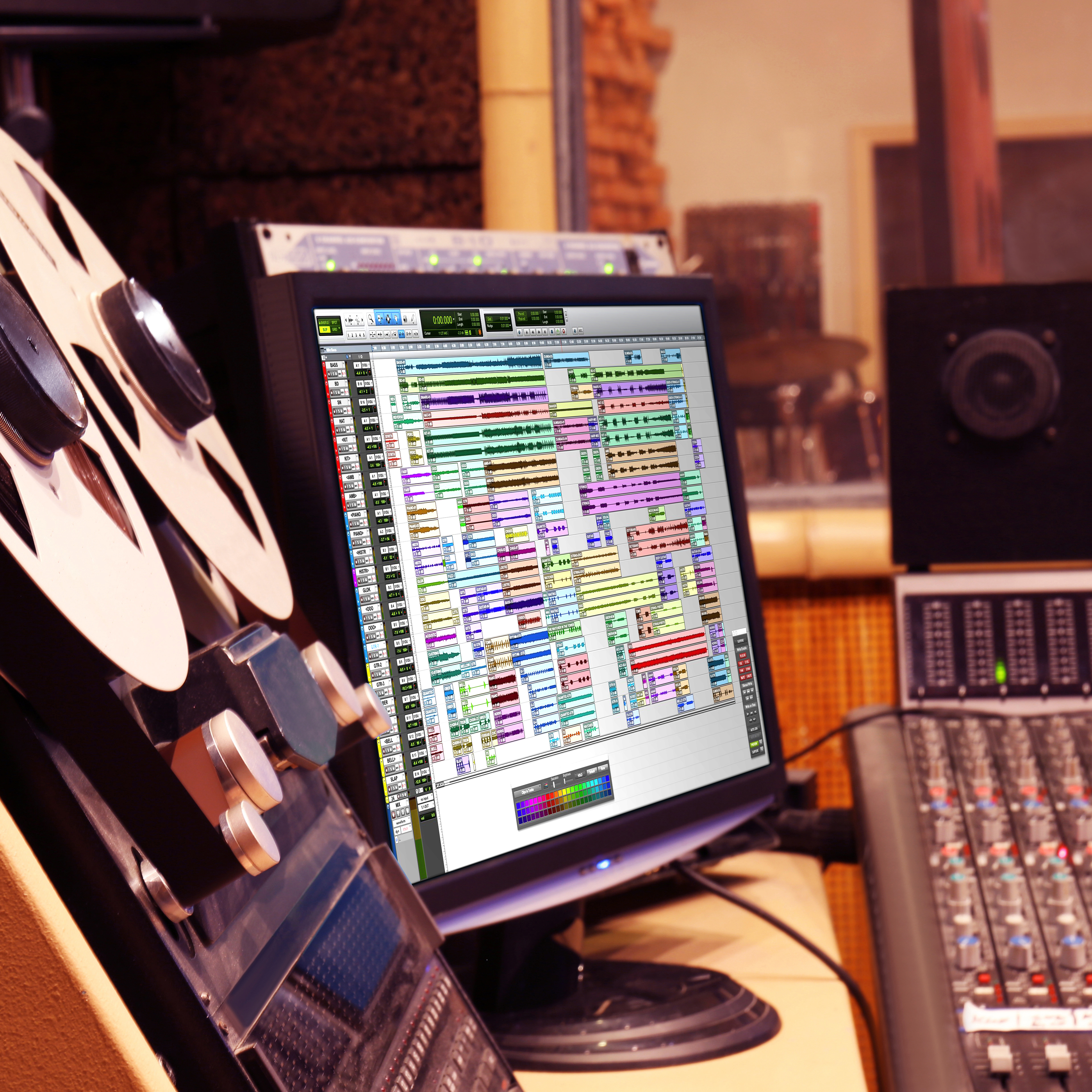 Pro + Analog Mixing Package